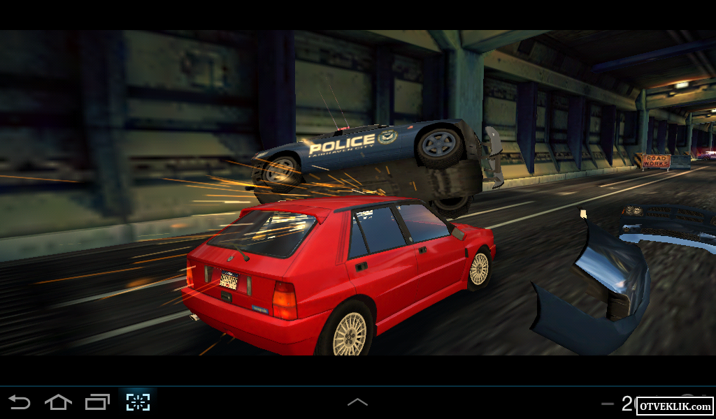 Need for Speed Most Wanted на ... - top-android.org