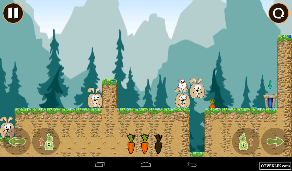 Обзор игры на Android: Swamp Attack – …