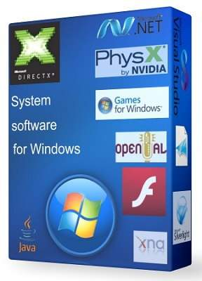 System software for Windows 2.7.3